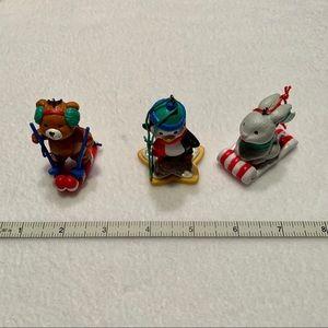Avon Frosty Treats Ornaments